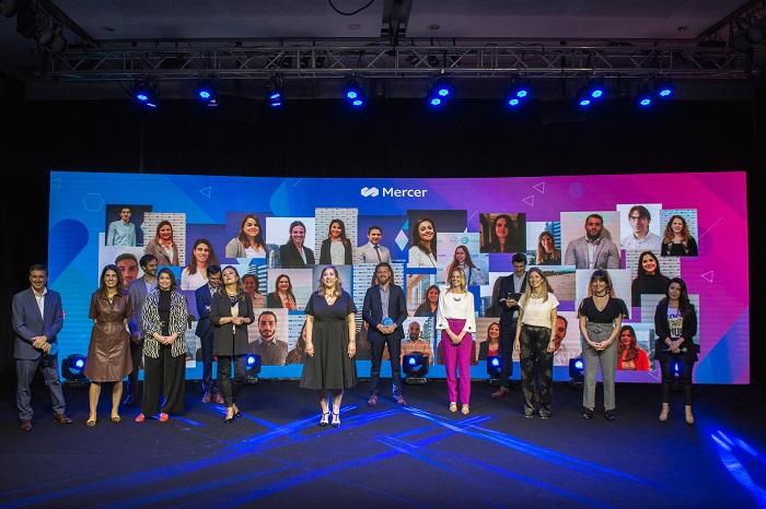 600 profesionales de capital humano participaron del Mercer Journey 33, con el propósito de humanizar a las empresas