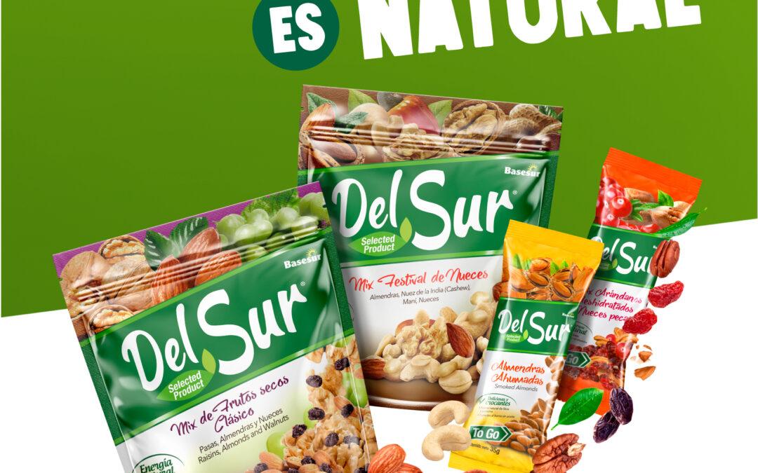 Paper invita a Snackear con Del Sur