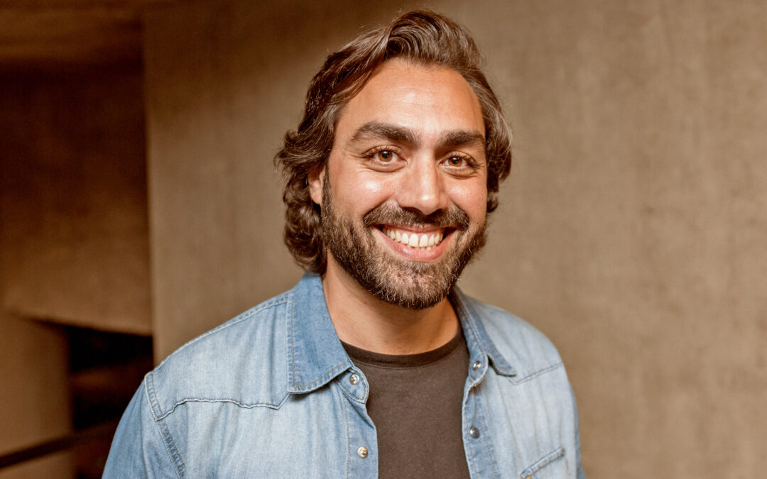 Rodrigo Saiegh se une como Director Audiovisual a Cuatro Coronas